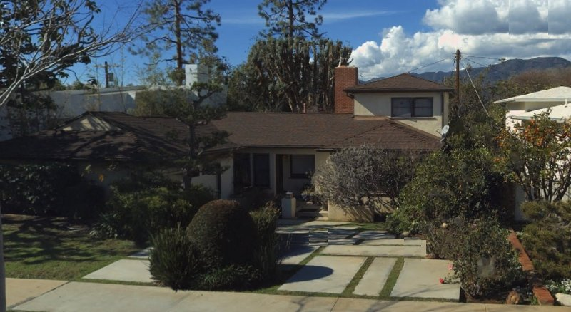 Enjoy quiet and privacy set back from the street. Private driveway easily fits two cars off street.