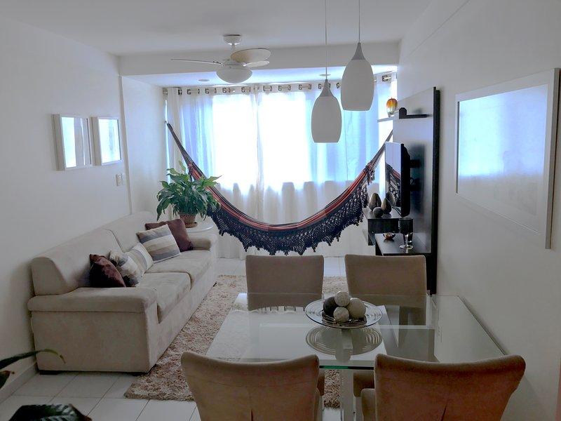 Conforto para sua família, alquiler de vacaciones en Estado de Río Grande del Norte