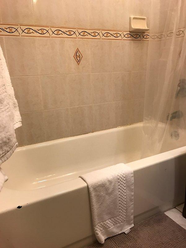 Chuveiro / banheira