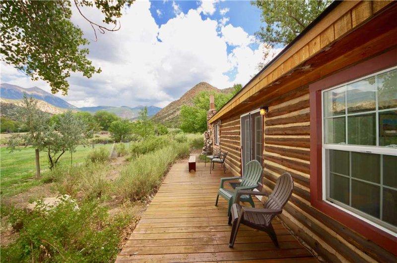 Pack Creek ~ Road House, location de vacances à La Sal