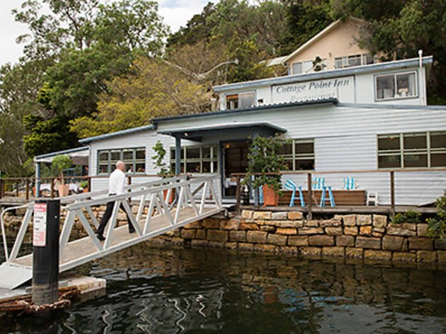 Cottage Point Inn - Cowan Waters Suite – semesterbostad i Galston