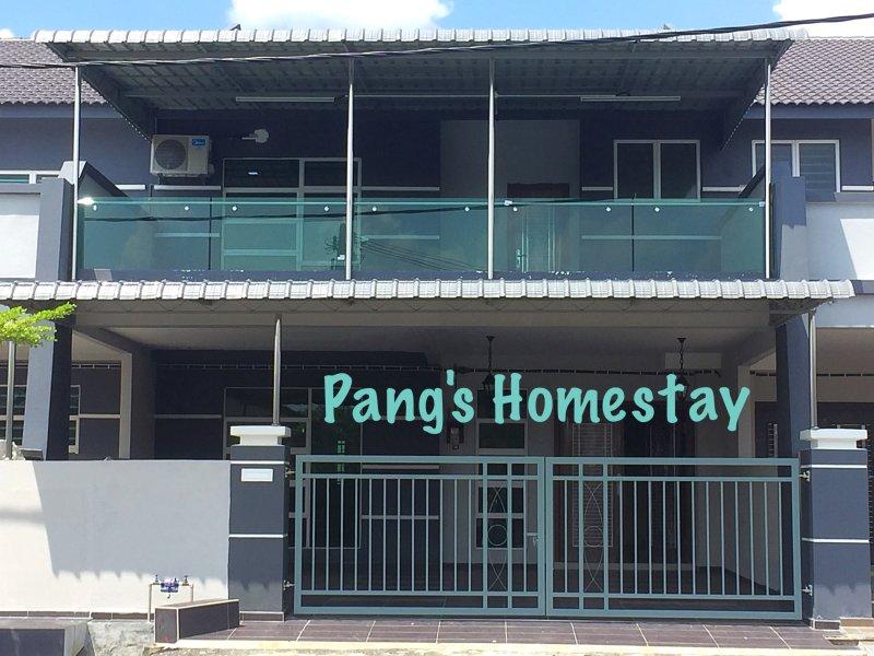 Pang's Malacca Homestay, alquiler vacacional en Durian Tunggal