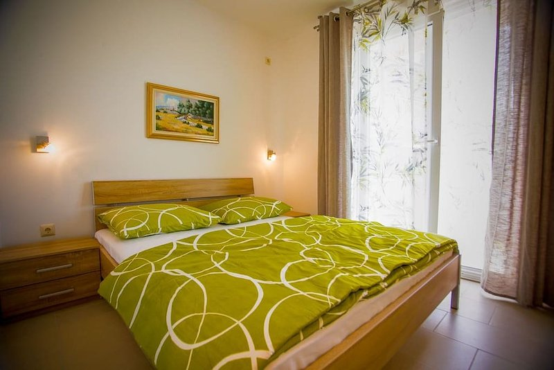 Apartmani Domino 11 green, location de vacances à Dramalj