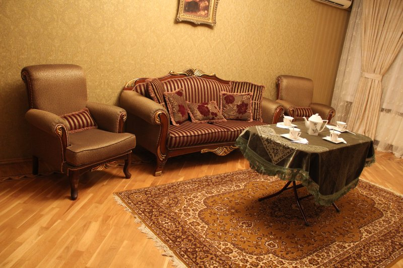 Luxury apartment in the centre, holiday rental in Absheron Region