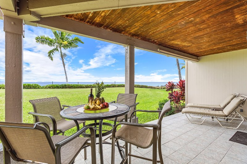 Spacious Ground Floor Lanai