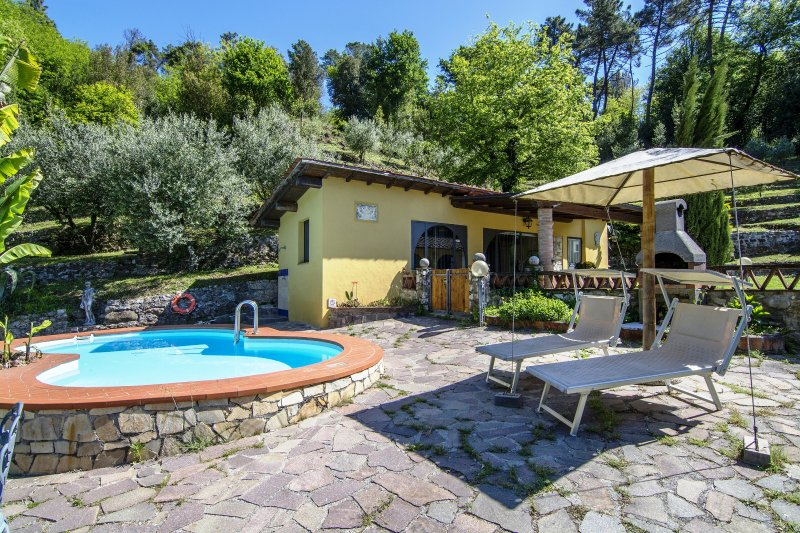 CottageTuscany-near Lucca with Pool only for you!!, vacation rental in Diecimo