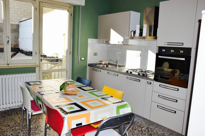Tuscan holiday apartment rental in Viareggio with private balcony, vacation rental in Viareggio