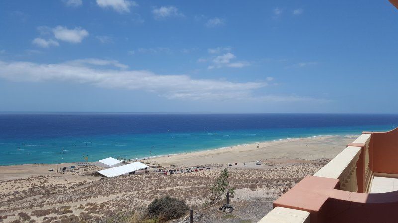 THE PARADISE ON THE OCEAN 3, vacation rental in Costa Calma