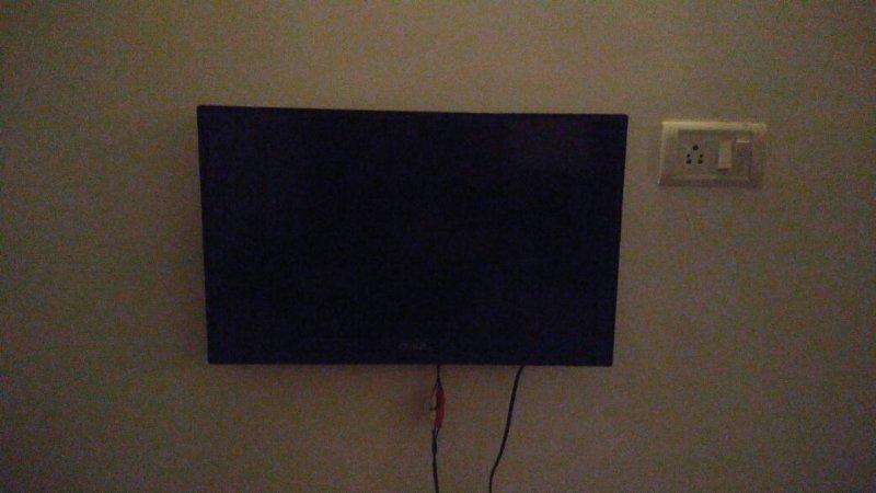 TV con conexión por cable