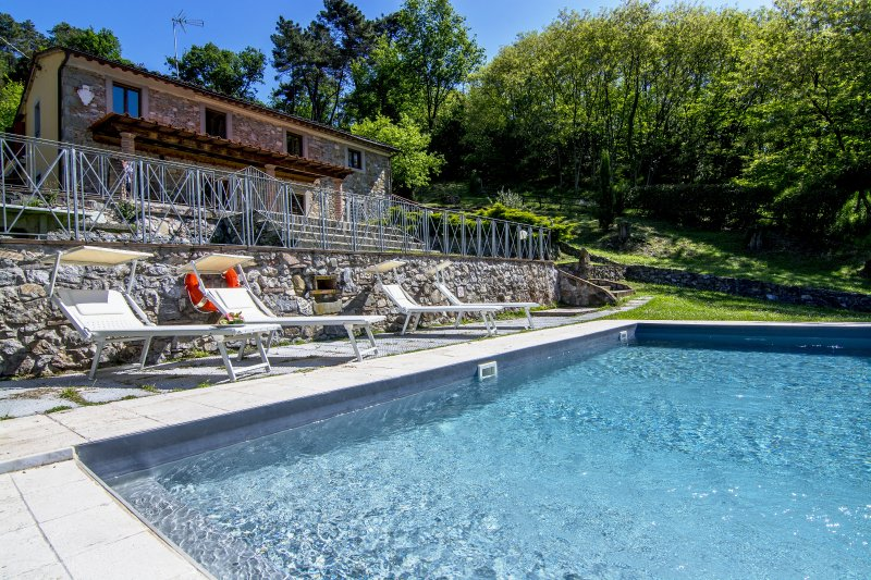 Villa tuscany near lucca with pool only for you updated - Hotels in lucca italy with swimming pool ...