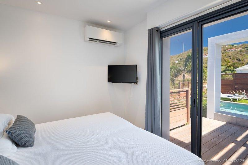 Camera da letto 2 letto king size o 2 letti singoli