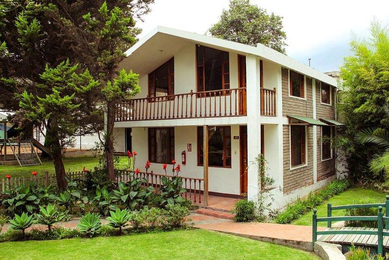 Hostería Pukará (Double Room), vacation rental in Quito
