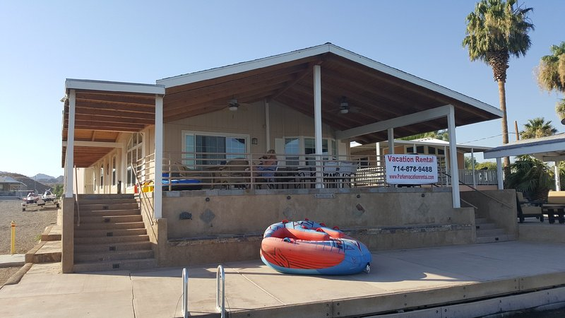 Parker waterfront on the colorado river, holiday rental in Parker
