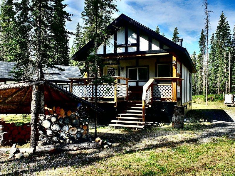 White Goat Cottage