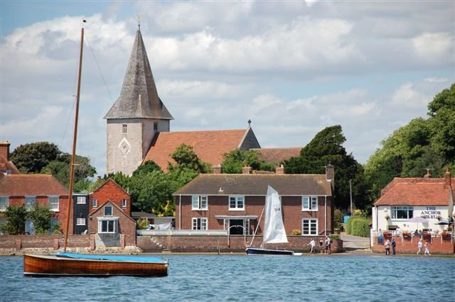 Oysters, Bosham, holiday rental in Woodmancote