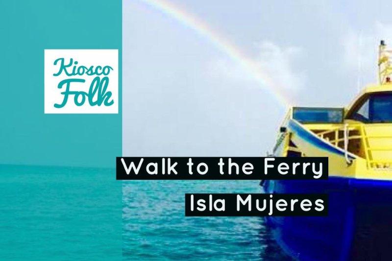 Walk to Isla Mujeres Ferry!  :), holiday rental in Puerto Juarez