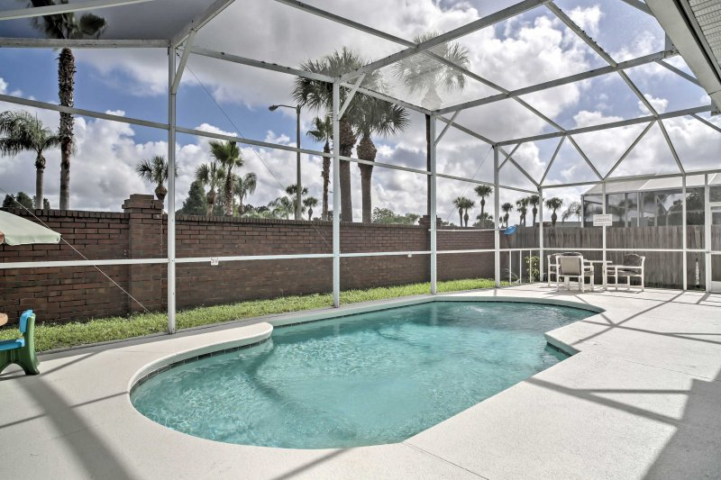 Experience Disney like never before from this 4-bedroom, 2-bathroom Davenport vacation rental house.