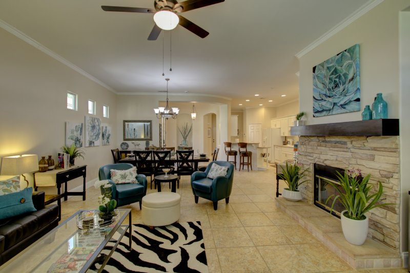 Visit California in style at this supremely located Indio vacation rental home.