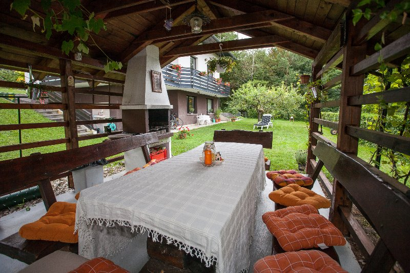 Alpine house near Bled, holiday rental in Bodental