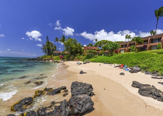 Spiaggia privata, molto romantica con ottimo snorkeling.