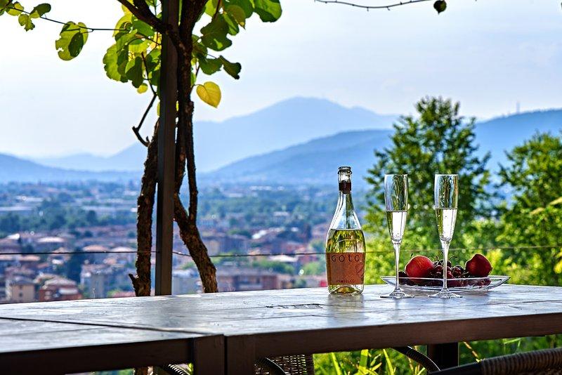 CASA SAN GIORGIO - Stunning View House, alquiler vacacional en Province of Bergamo