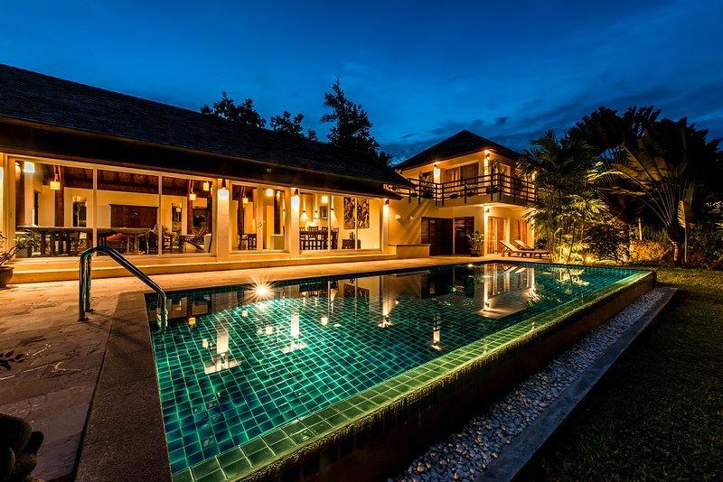 Villa Cortez 'SAMSAM Yao Noi', aluguéis de temporada em Província de Phang Nga