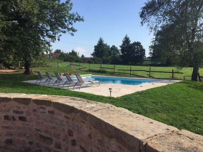 Linnitt - Beautiful farm house - Burgundy, vacation rental in Saint-Igny-de-Vers