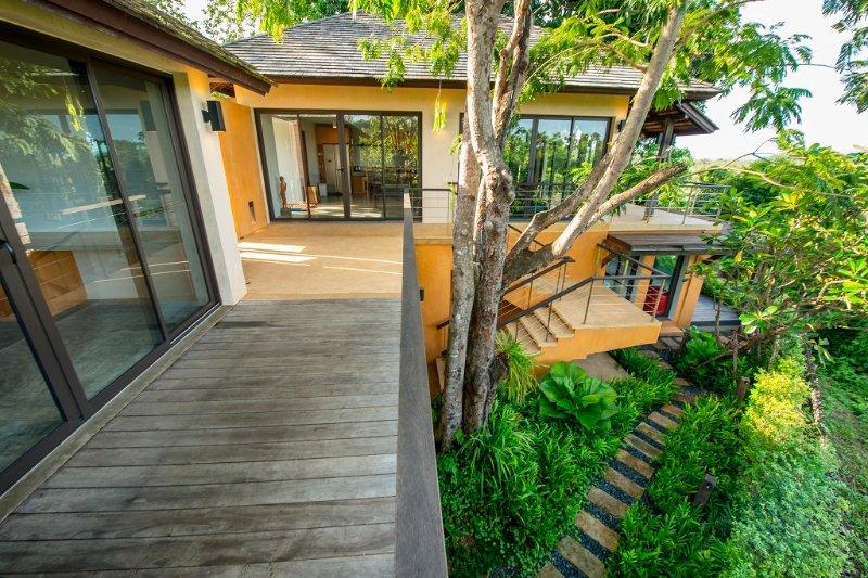 Villa TreeTop 'SAMSAM Yao Noi', alquiler de vacaciones en Koh Yao Noi
