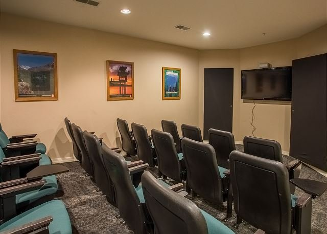 Community Theater Room