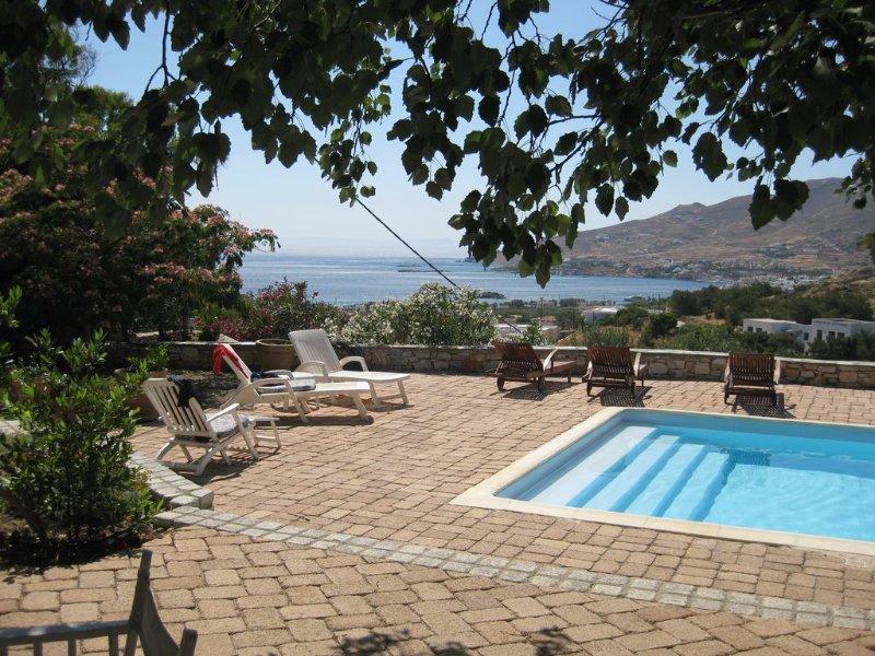 Villa Oleander, vacation rental in Poseidonia