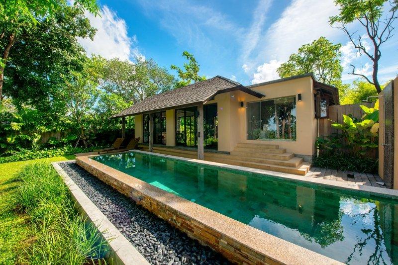 HongLek villa with 12 meter private  swimming-pool