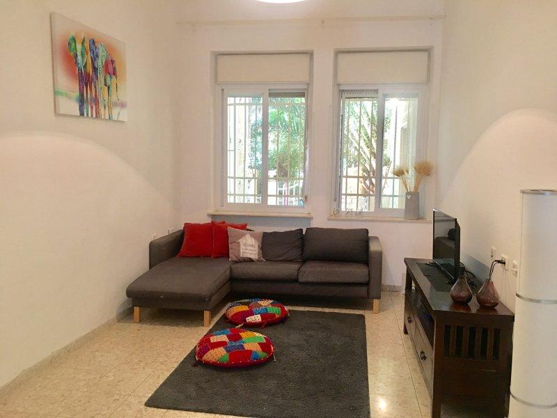 Authentic garden house, alquiler de vacaciones en Beit Jala