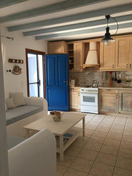 Paros Kolybithres beach house, holiday rental in Kolimpithres