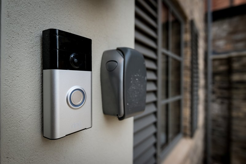 CCTV and security for your convenience. You can also call us on the door bell CCTV if you get stuck.