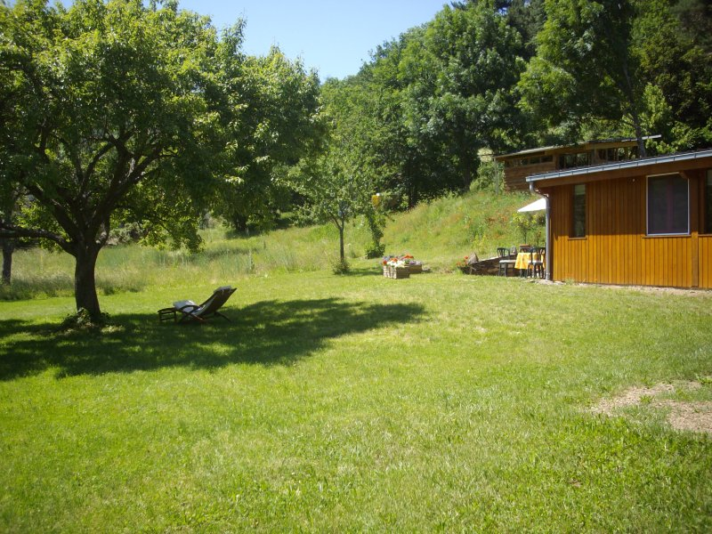 Gîtes du Haut Tarn, La Prairie, holiday rental in Lozere