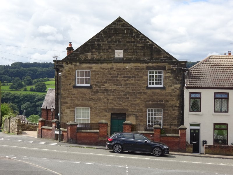 Converted Chapel with great views in Belper Derbyshire (2 Chapel Mews), vacation rental in Belper