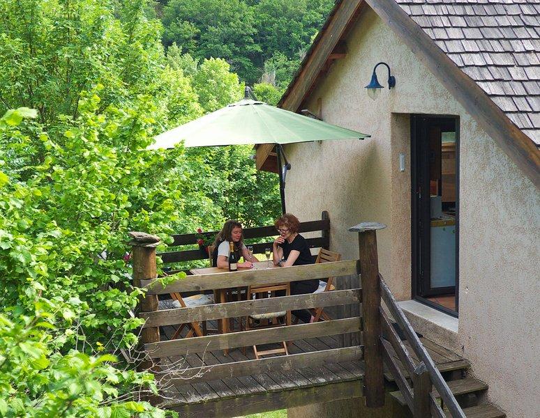 Gîtes du Haut Tarn, Le Champêtre, location de vacances à Mende