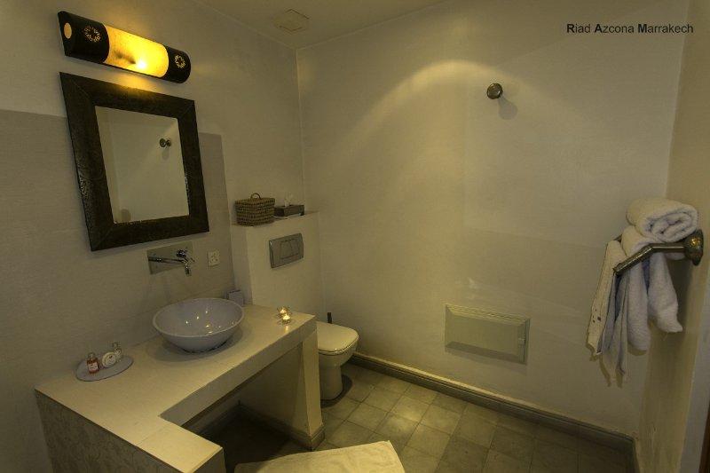 Suite Palmeral bagno privato