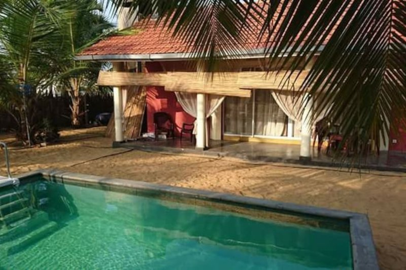 Nayan's Paradise, holiday rental in Kalpitiya