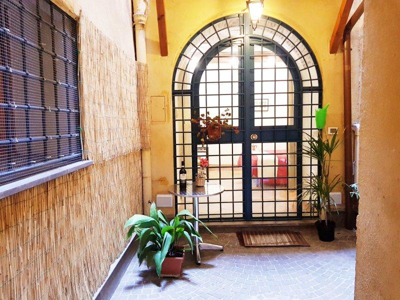 Studio via Monte Giordano Chalet in Rome
