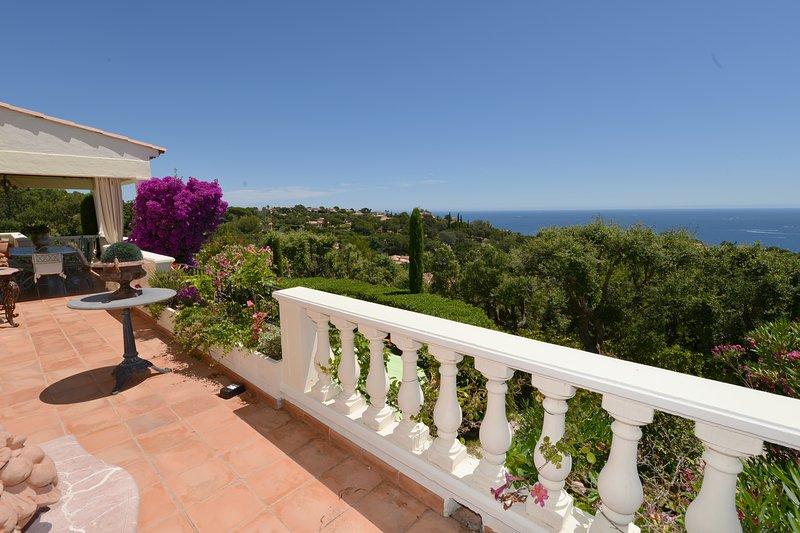 Le vent de mer, holiday rental in Sainte-Maxime