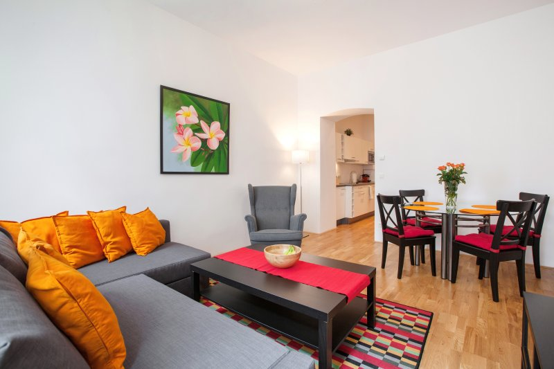 AKH - 1 BED APARTMENT 'THERESIENGASSE' – semesterbostad i Wien