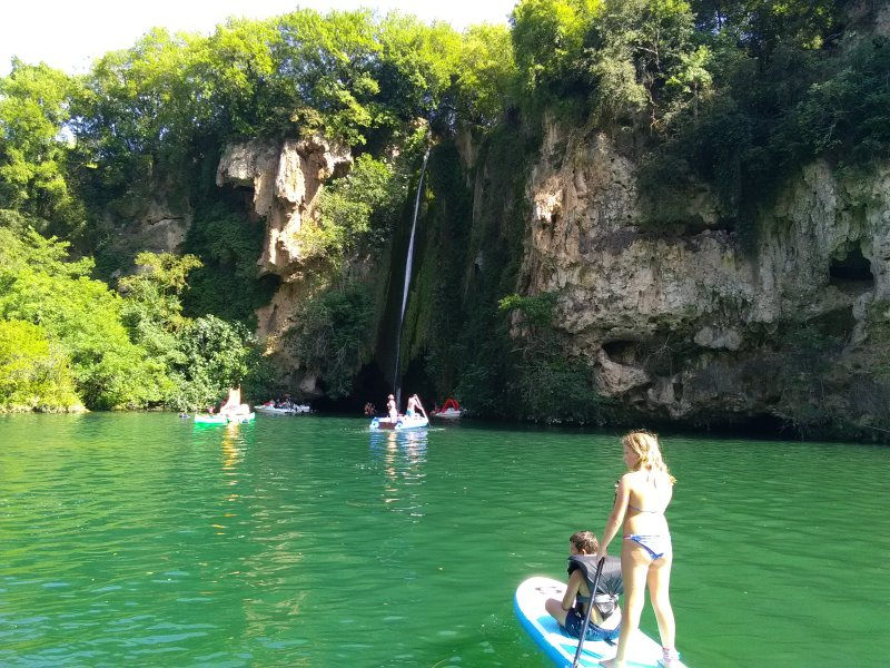 Camping les bambous chez l habitant, holiday rental in Verrieres