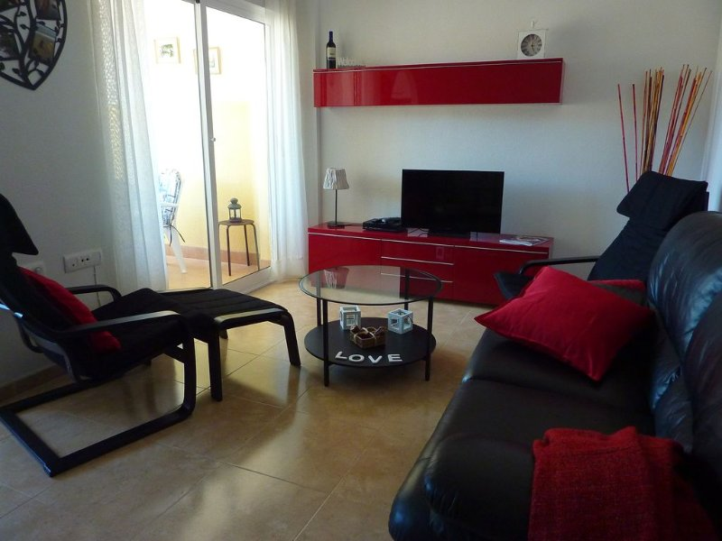 SUPER Apartment near Rojales & Golf in Spanish village ! Special monthly rates !, holiday rental in Algorfa