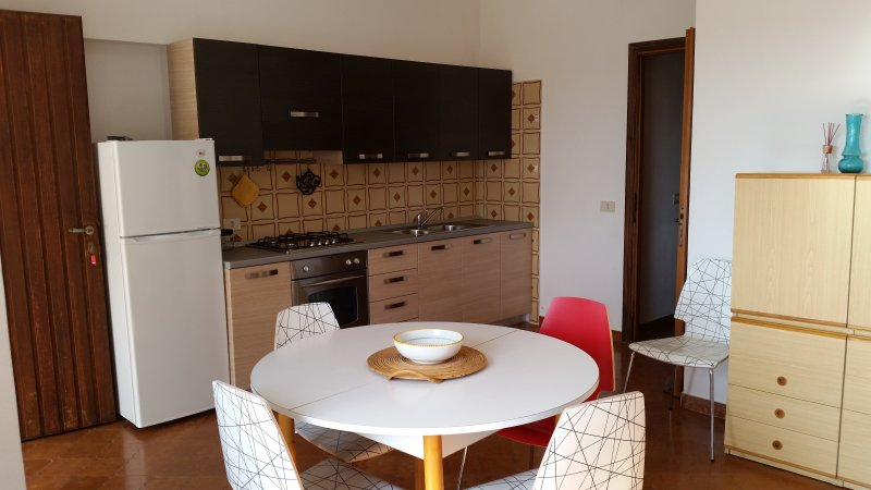 Apartment 4 - Cooking and dining