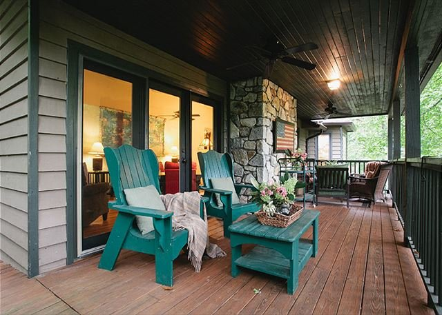 Breezy Point, holiday rental in Montreat