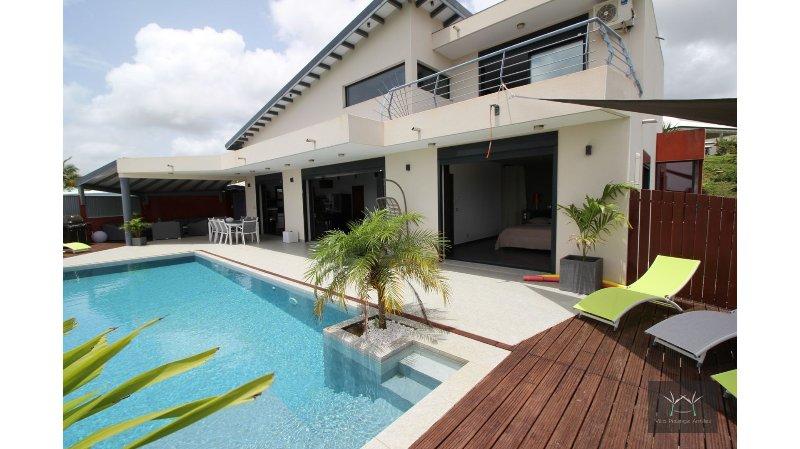 Villa Mont Sofa, holiday rental in Sainte Rose