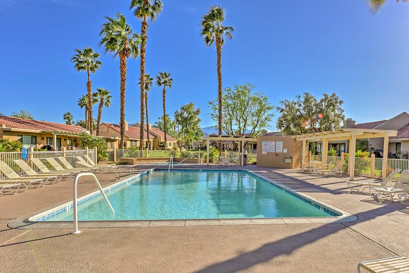 Elevate your Palm Desert vacation with this marvelous vacation rental condo.