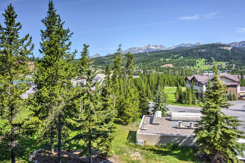 Look forward to many adventures while staying at this Big Sky condo!