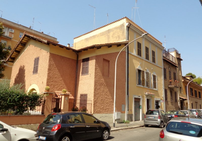 Lovely cheap apartment for two people Chalet in Rome